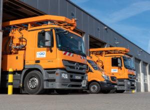 GWD - Gesellschaft für Wirtschaftsdienste Grevenbroich mBH - Fahrzeuge